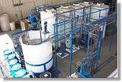 Wastewater Treatment Pollution Control